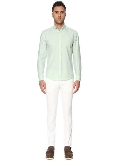 NetWork Gömlek Yeşil
